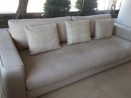 Fendi 2 pieces Opera sofas
