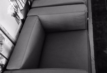 Le Corbusier LC3 armchairs